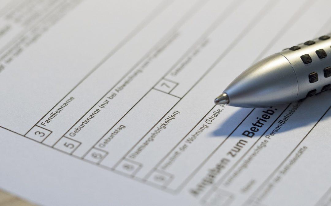 Massenentlassungsanzeige: Schon wieder neue Formulare
