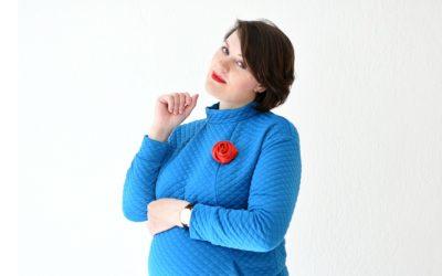 Die schwangere Schwangerschaftsvertretung