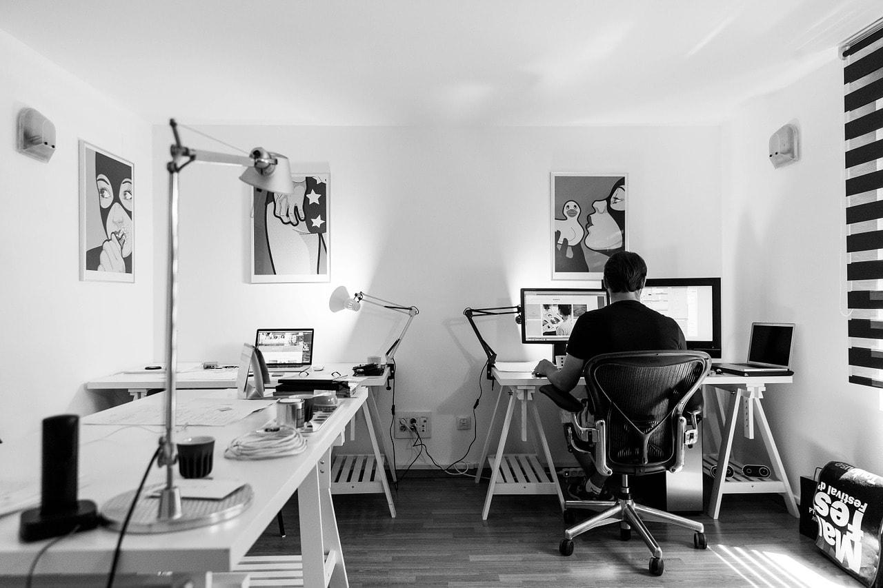 Arbeit Im Home Office Arbeitsschutz Und Gefahrdungsbeurteilung